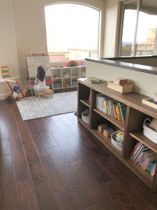Betty Home learning space