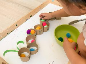 feed a caterpillar activity for toddlers